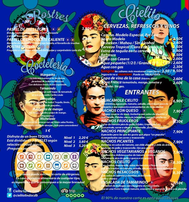 carta azul 2019